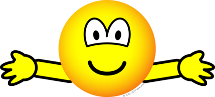 Hug Emoji Gif