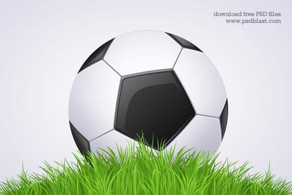 14 Football Icon PSD Images
