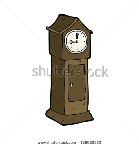10 Grandfather Clock Vector Images