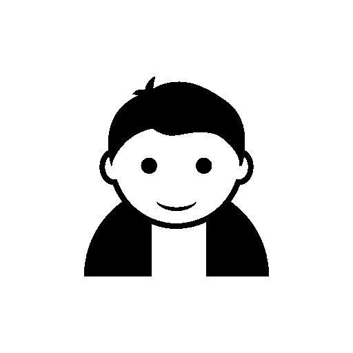 Cartoon Person Icon