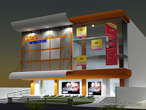 Commercial Building Elevation Designs