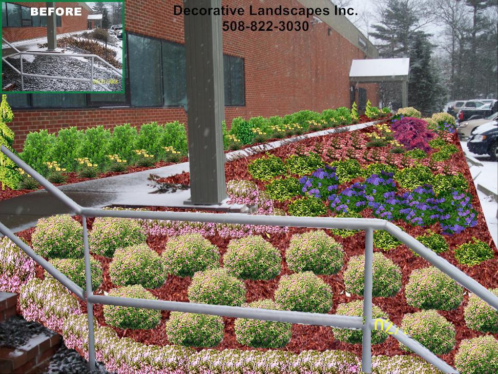 19 Industrial Landscape Design Images
