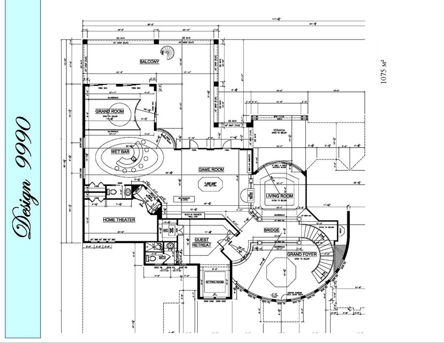 Commercial Office Building Plans