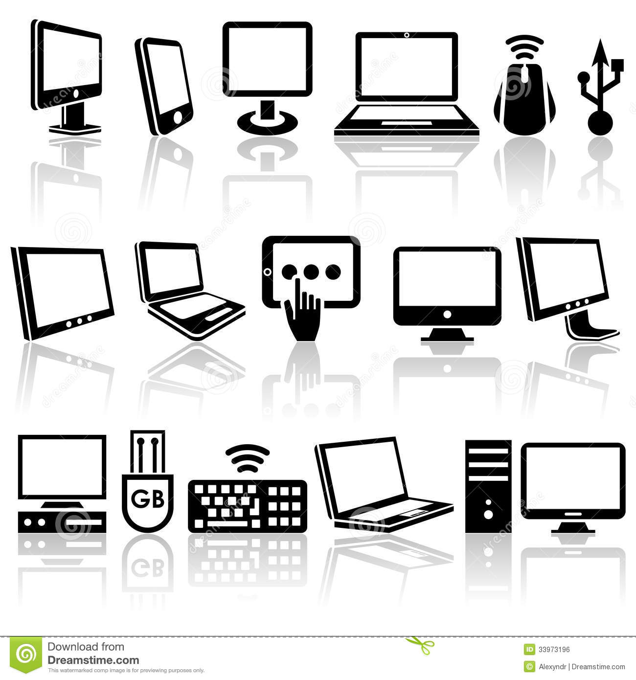 11 Computer Icon Vector Free Images - Free Computer Vector ...