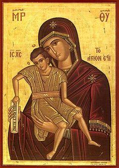 Eastern Orthodox Virgin Mary
