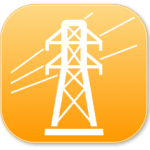 12 Electric Utility Icon Images