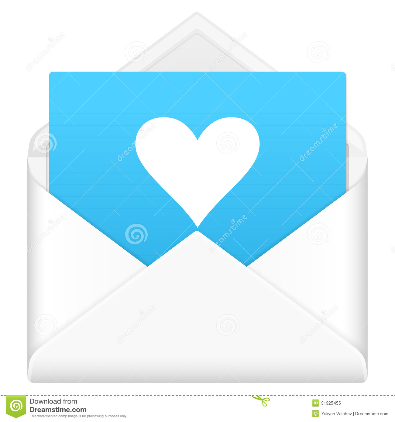 Email Envelope Symbol