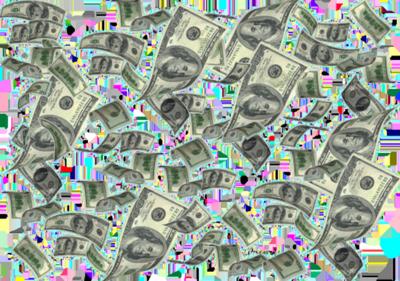 11 Falling Money Psd Images Falling Money Clip Art