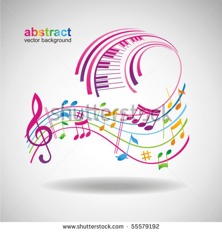 11 Music Vector Choir Images
