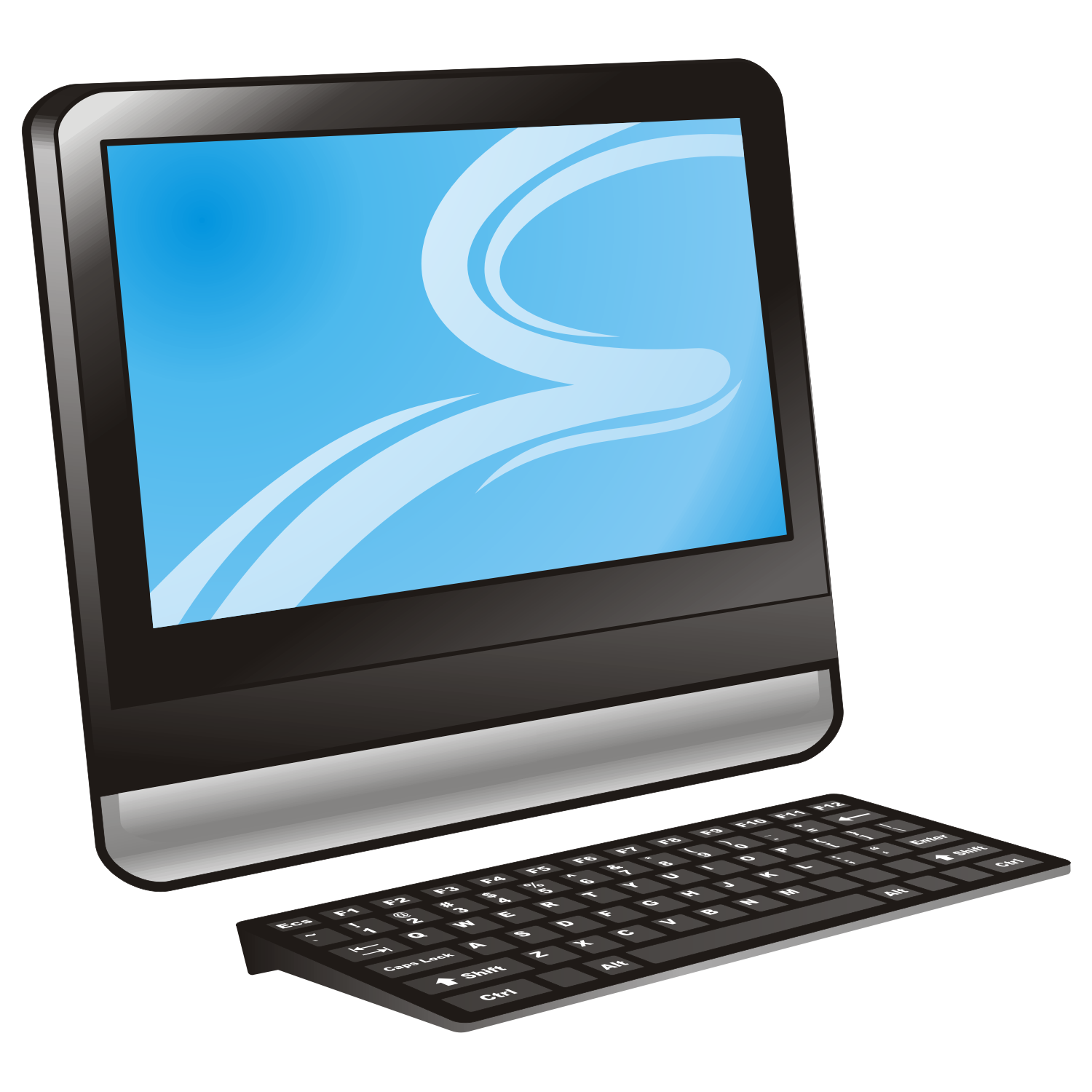 11 Computer Icon Vector Free Images