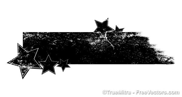 Free Grunge Banner Vector