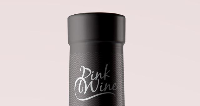 Free Mock UPS of Wine Bottles