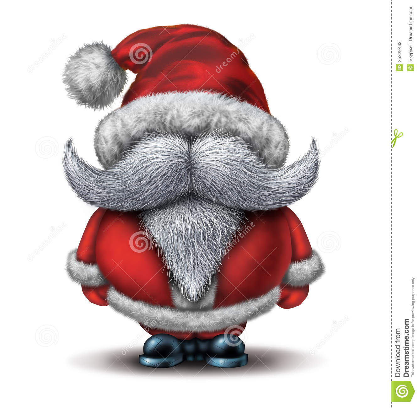 Funny Christmas Santa Clause