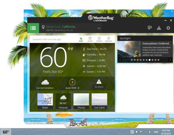 12 current temperature desktop icon images