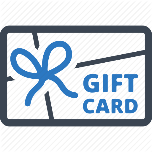 8 Gift Certificate Icon Images