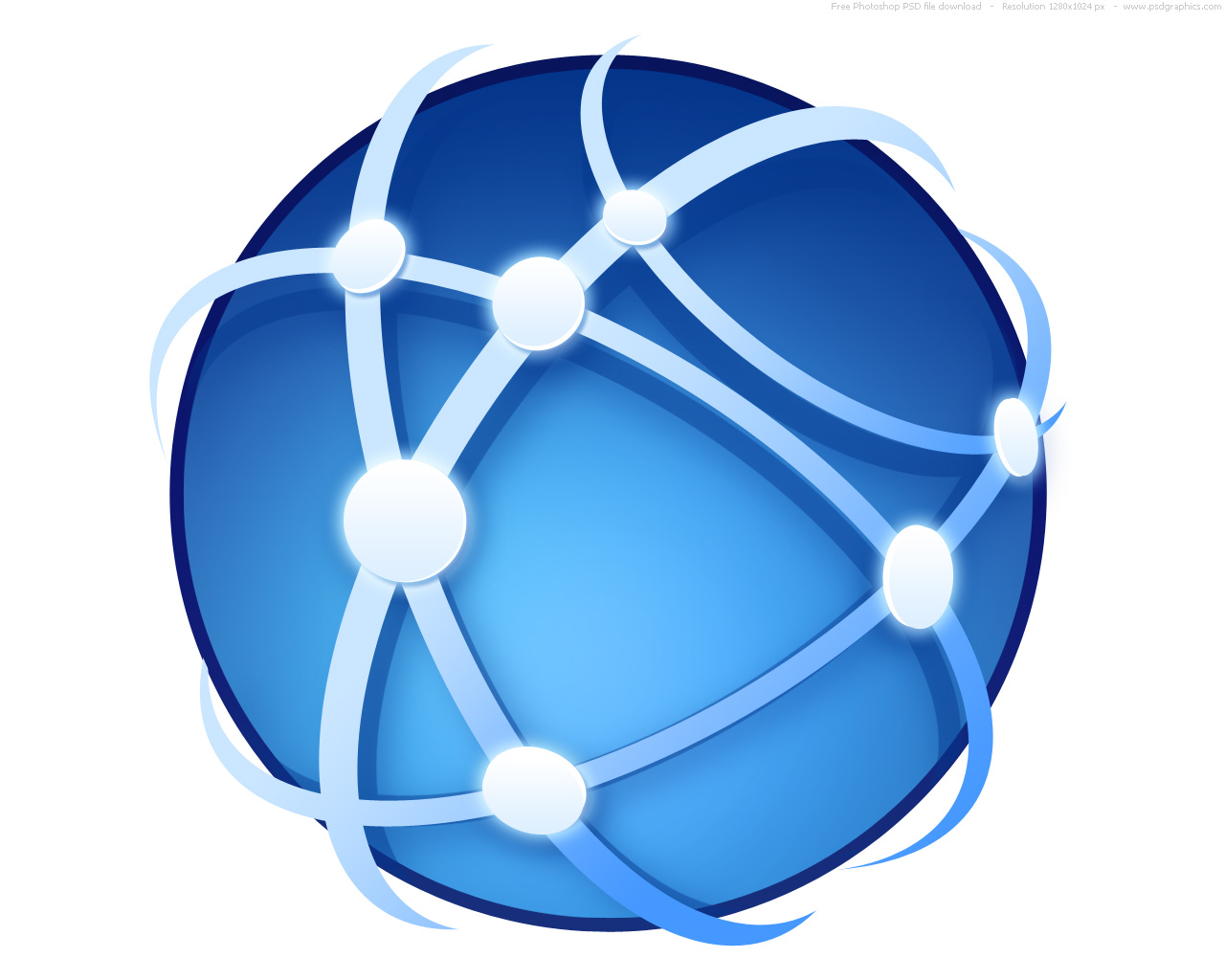 9 Network Technology Icon Images