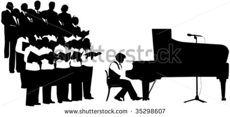 11 Music Vector Choir Images - Free Colorful Music Symbols ...