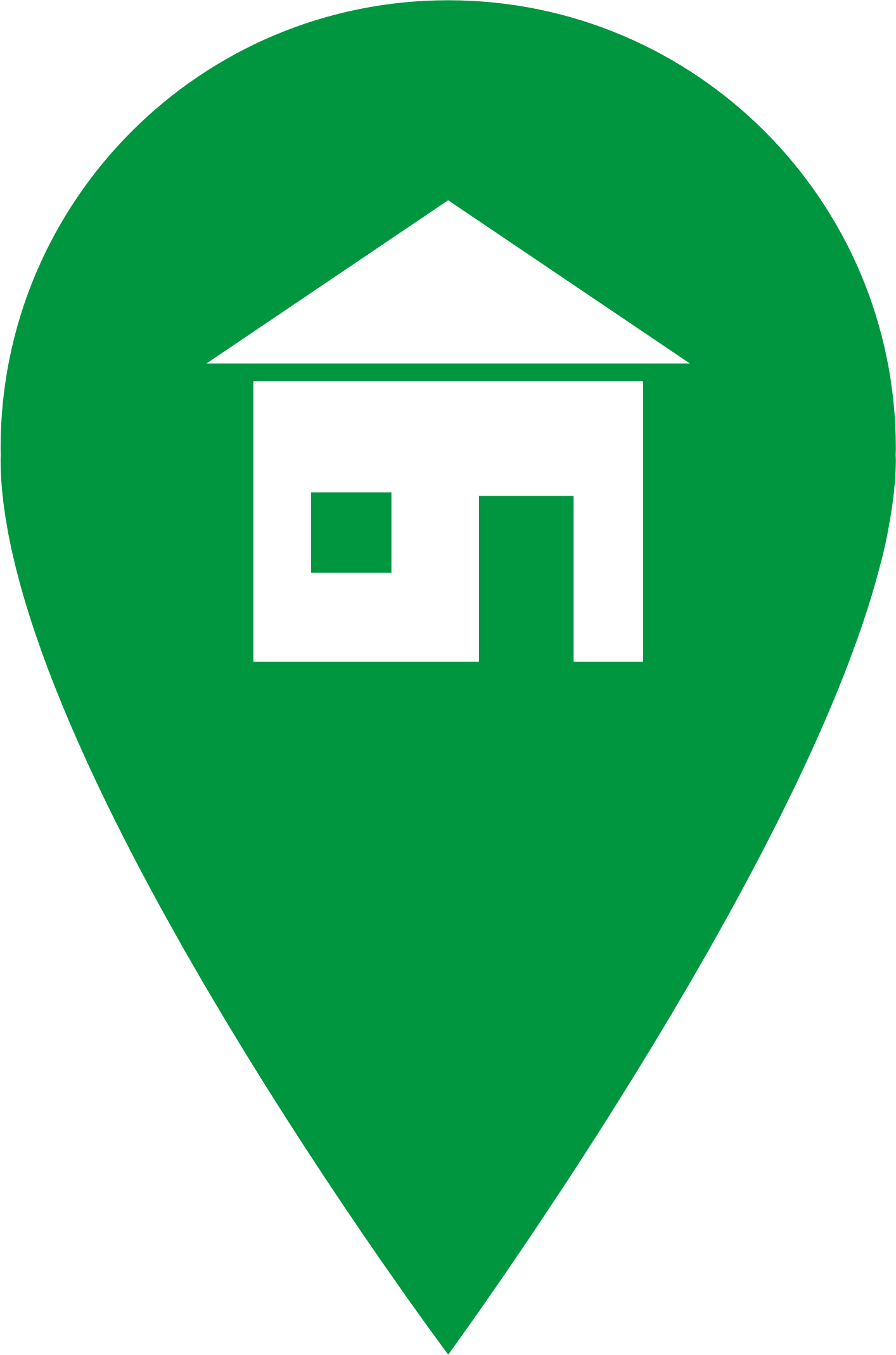 16 Home Icon Green Images