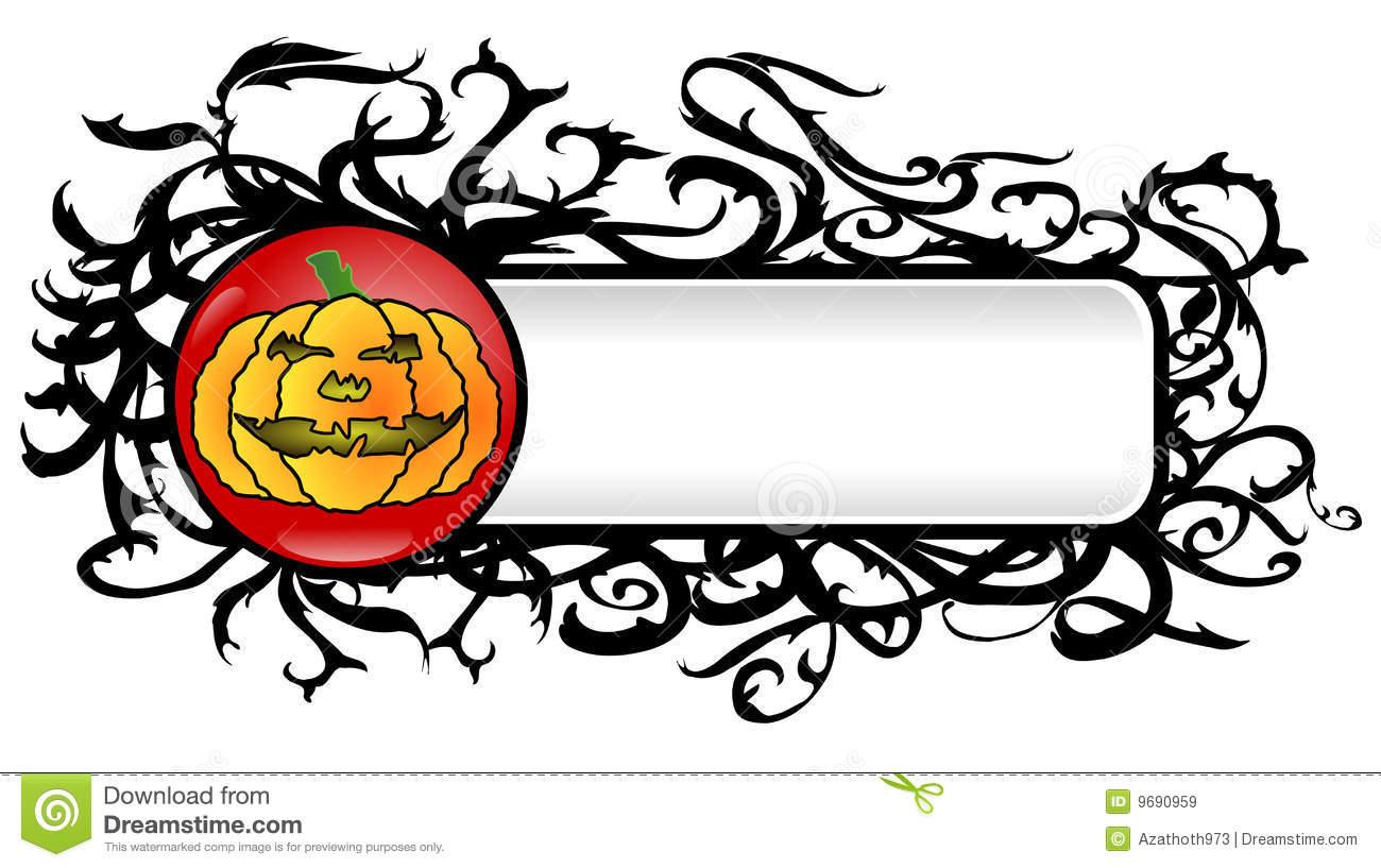 Halloween Free Vector Banners