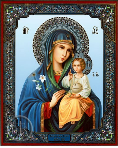 Holy Virgin Mary Orthodox Icons