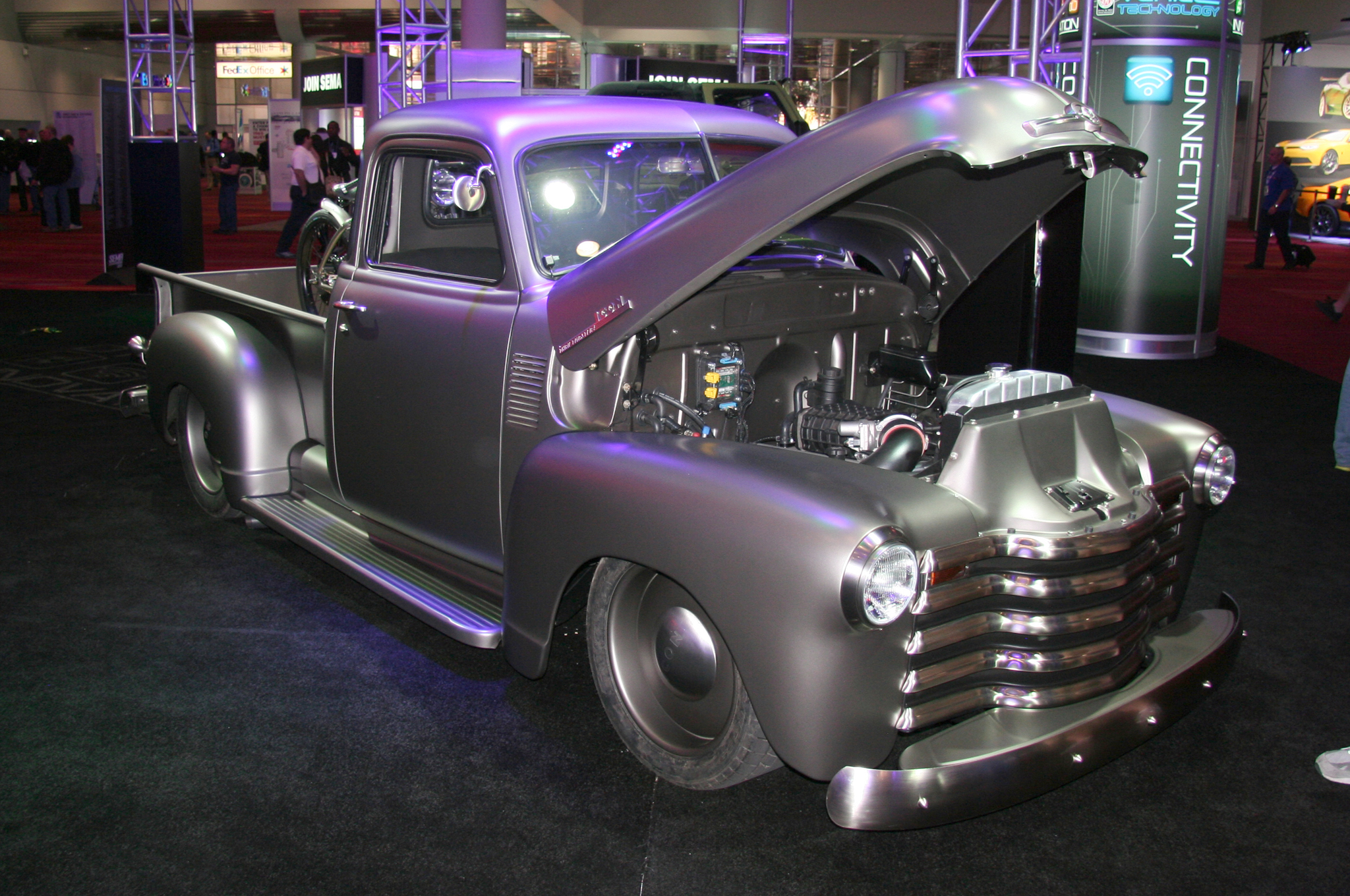 17 1953 Chevrolet Truck Icon Images