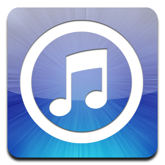 Icons to Download iTunes App Logo