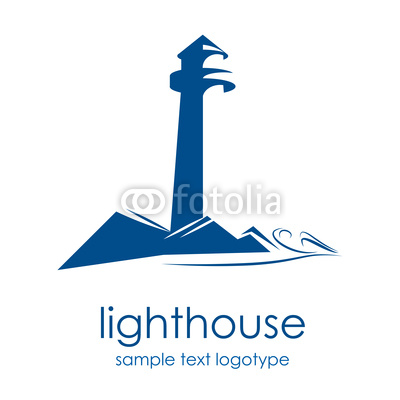 13 Vector Logo Lighthouse Images