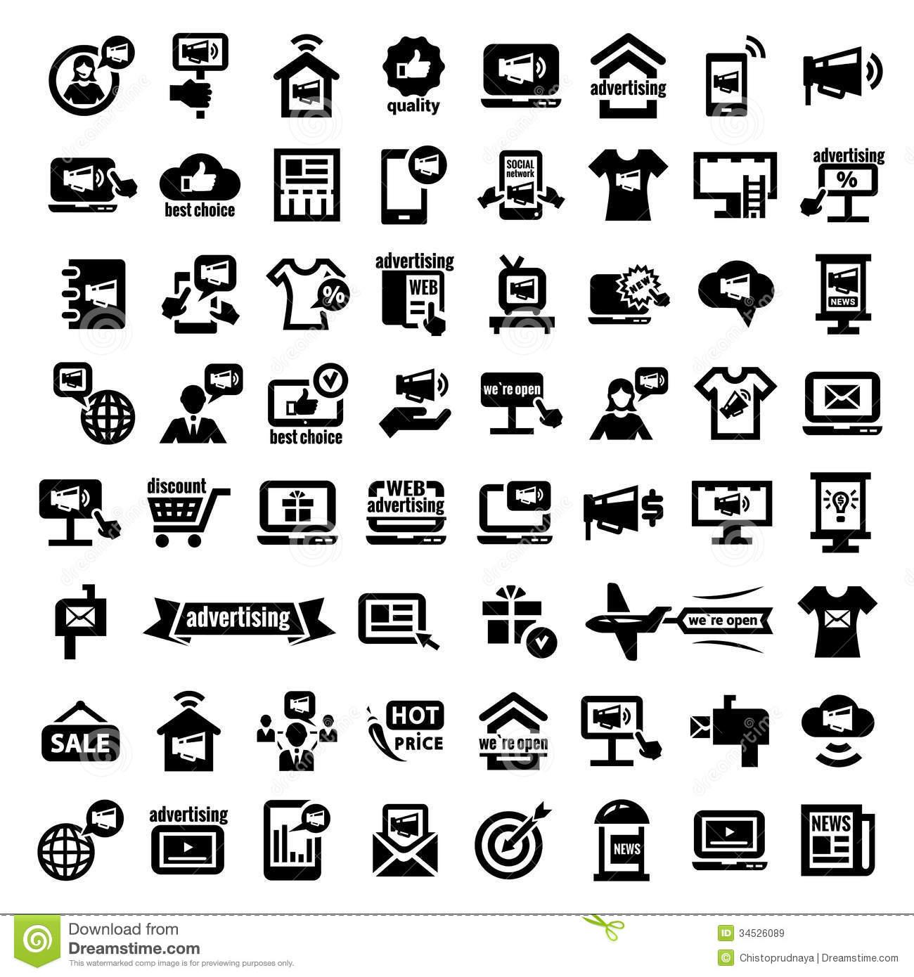 Marketing Advertising Icon