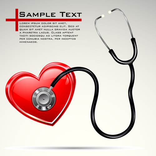 Medical Heart Vector Free Download