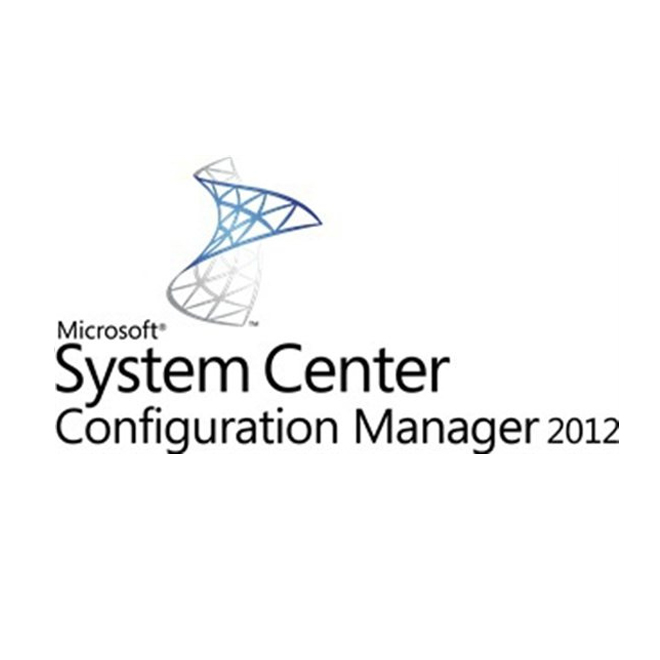 Microsoft System Center Configuration Manager 2012 R2