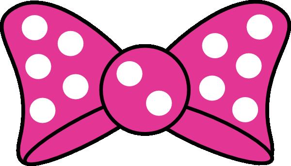 20 Minnie Hair Bow Vector Images