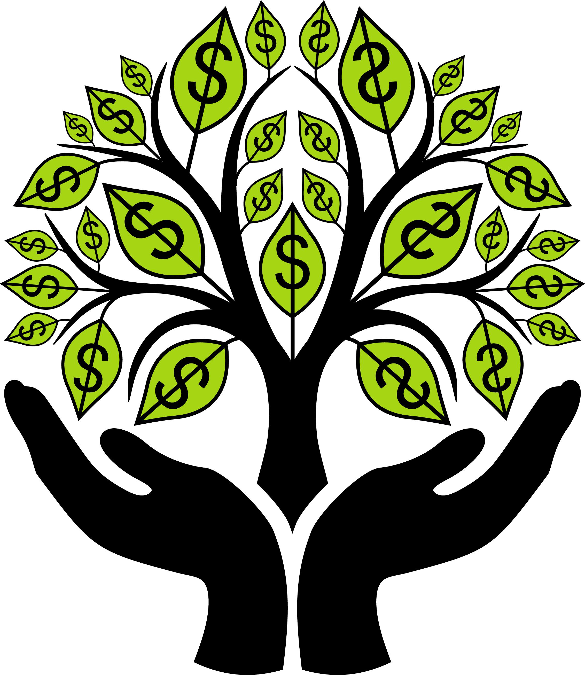 Money Tree Clip Art