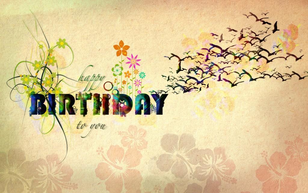 12 Happy Birthday PSD Photoshop Images