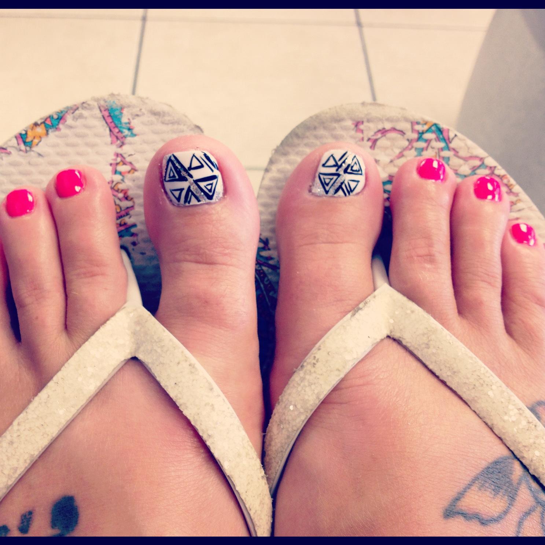 Pinterest Toe Nail Designs