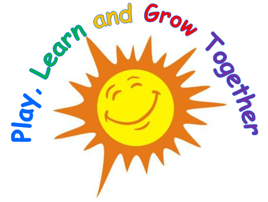 Play Learn Grow Together Clip Art