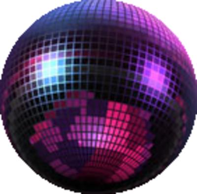 10 Disco Ball PSD Images
