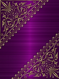 240x320px Purple And Gold Wallpapers - WallpaperSafari