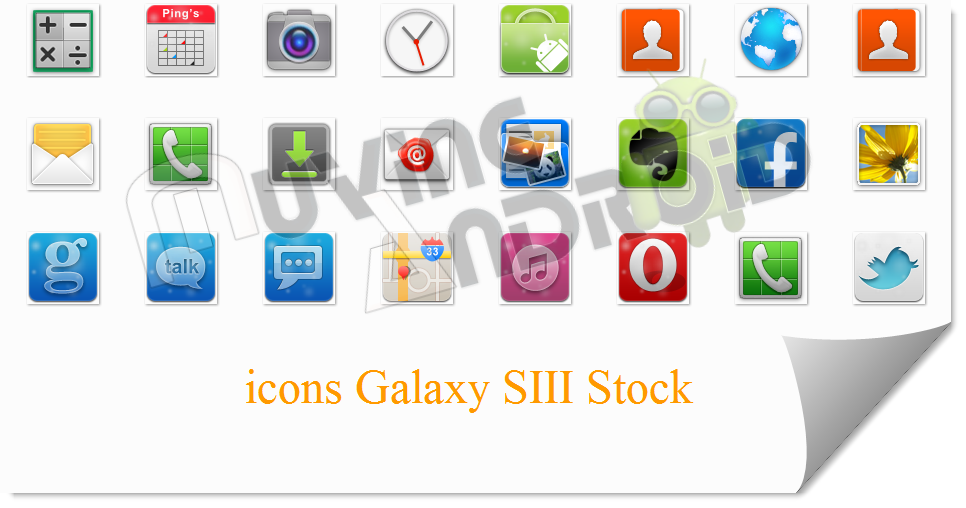 13 Samsung Galaxy S3 Icon Meanings Images Samsung Galaxy