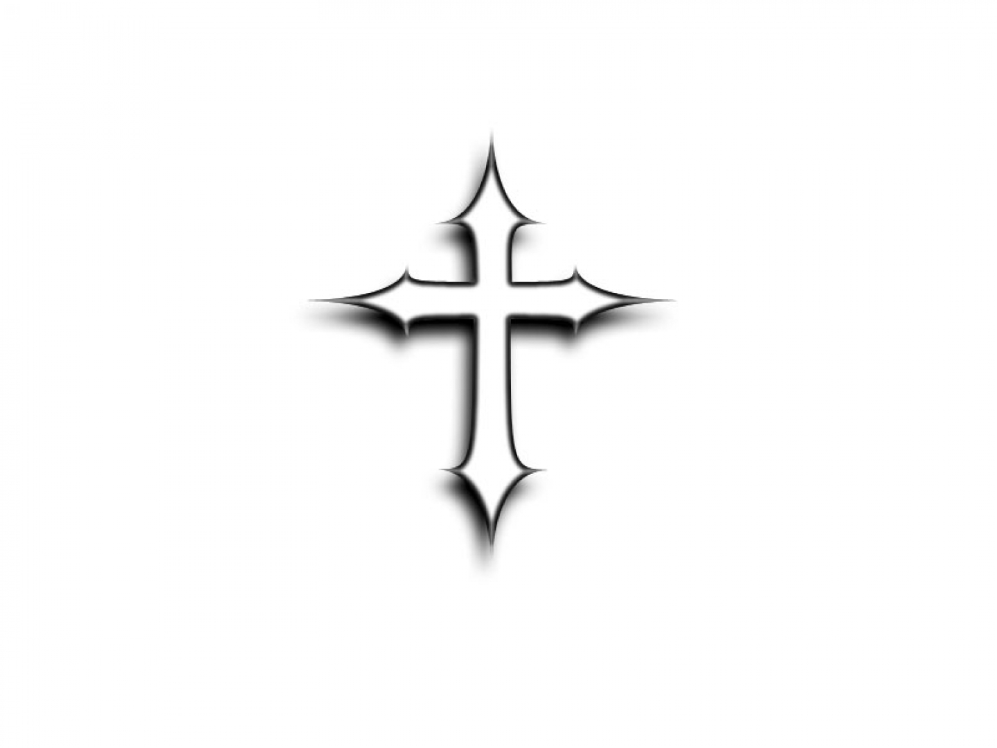 Small Simple Cross Tattoo Designs