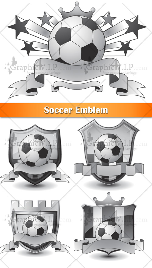 Soccer Logos and Emblems