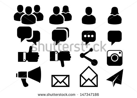 19 Generic People Icon Graphics Images - Free Vector ...
