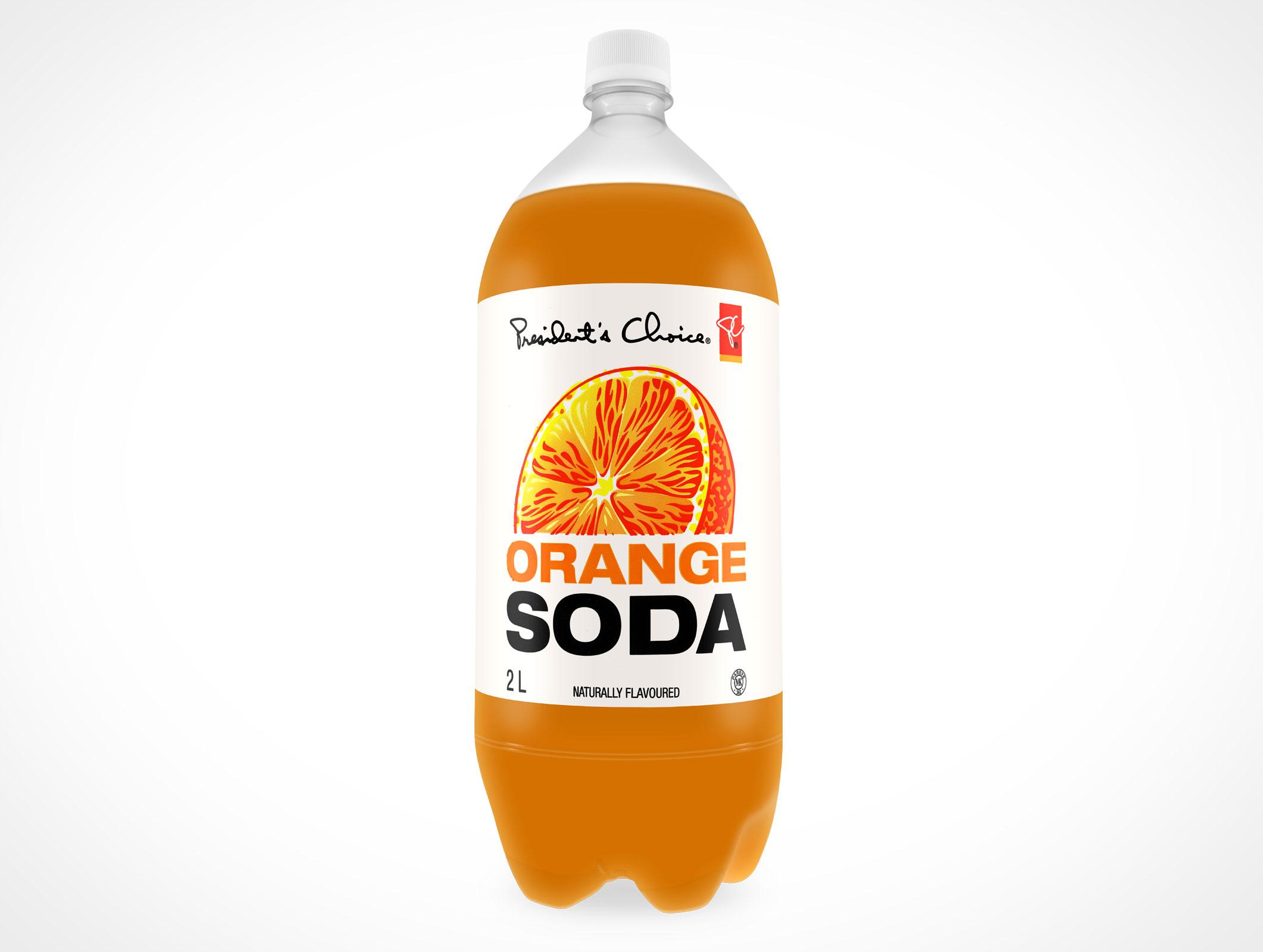 Soda Soft Drink Bottles