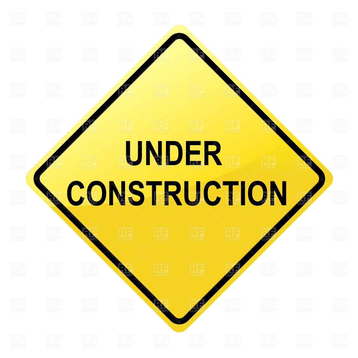 16 Construction Sign Vector Images