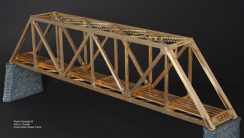 7 Truss Bridge Designs Images Strong Truss Bridge