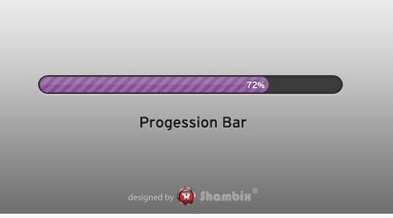 Website Progress Bar