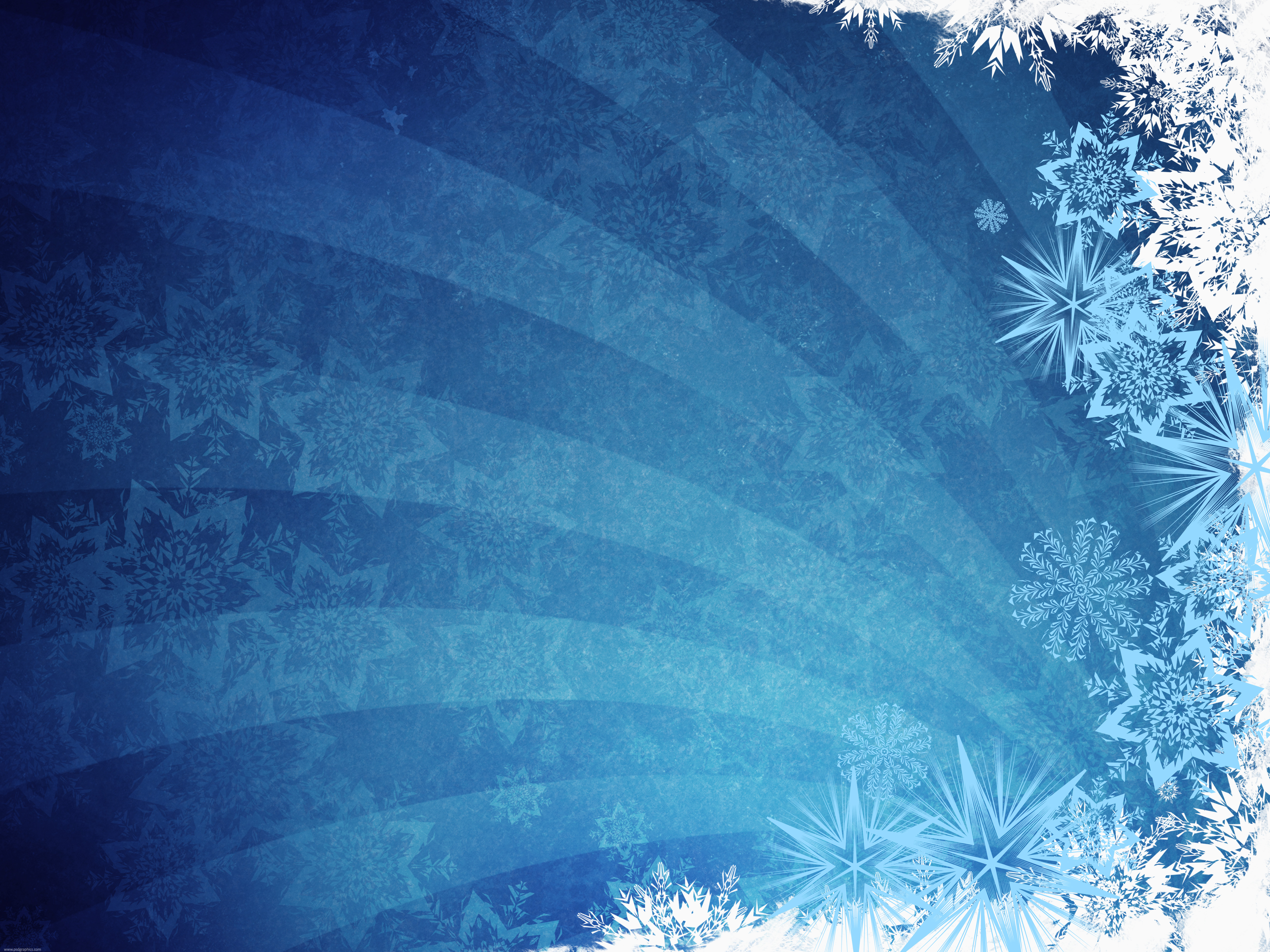 Winter Graphic Design