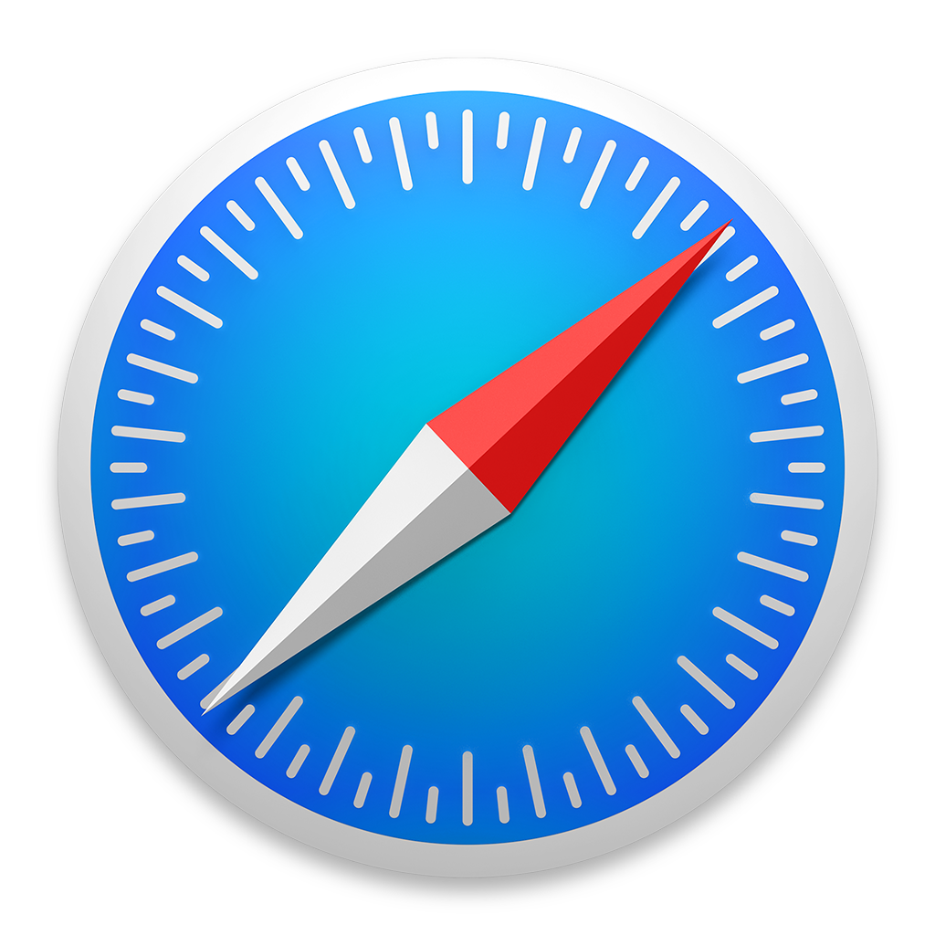 Yosemite Mac Safari Icon