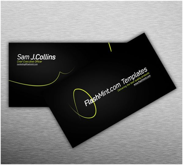 Adobe Photoshop Business Card Templates