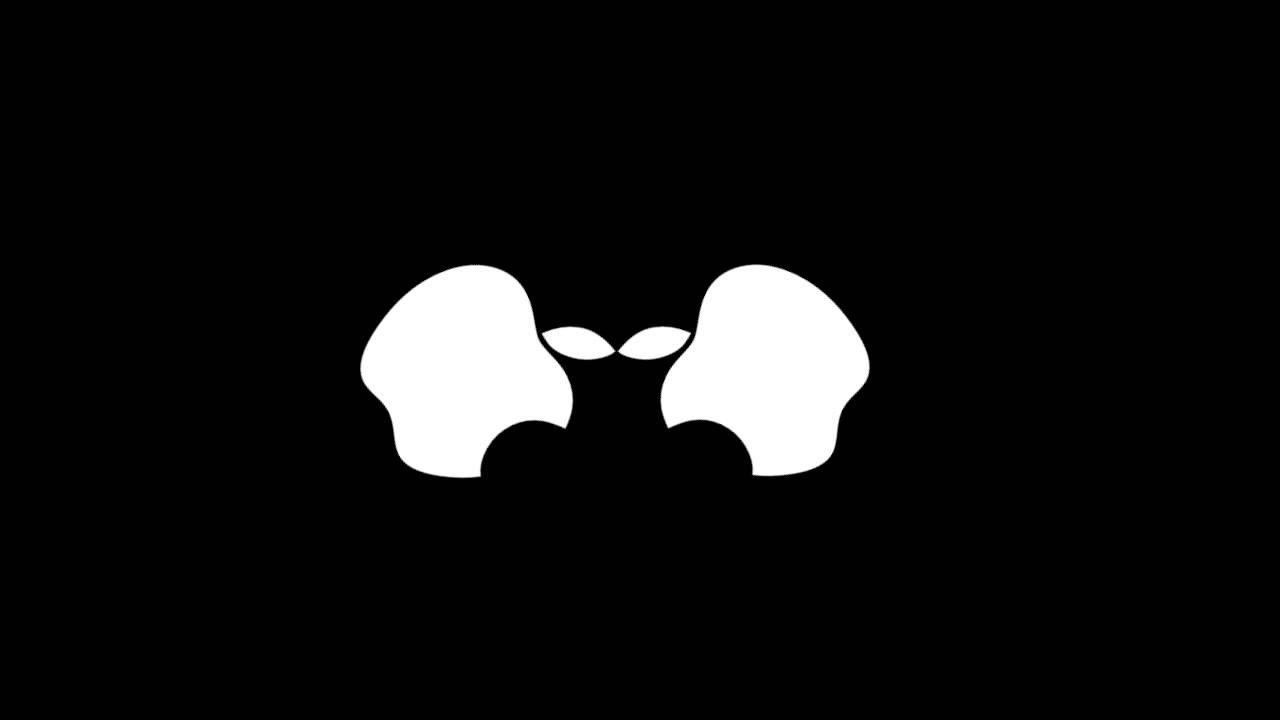 Apple Logo Hidden Alien