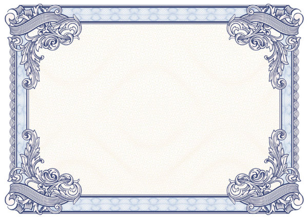 Beautiful Page Borders